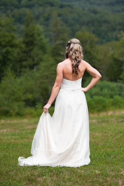 Melissa and Steve Vermont wedding photography