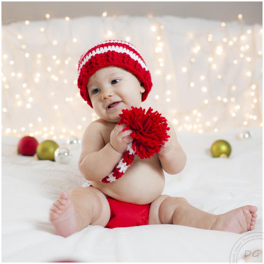 newborn christmas pictures ideas