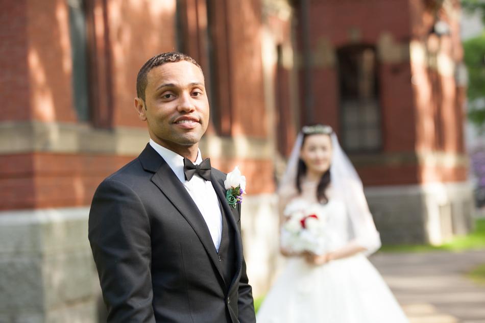 Harvard Faculty Club Wedding
