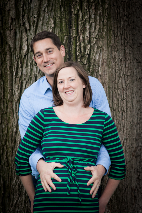 Boston Maternity Photo